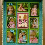 """Grandbabies"" - Preserving Memories - Scrapbook for the Wall™"